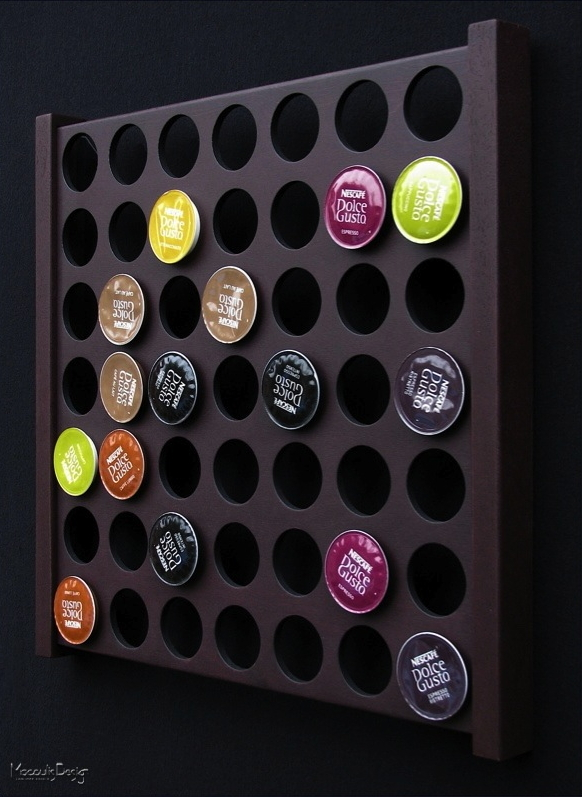 distributeur mural dolcegusto 77a. Black Bedroom Furniture Sets. Home Design Ideas
